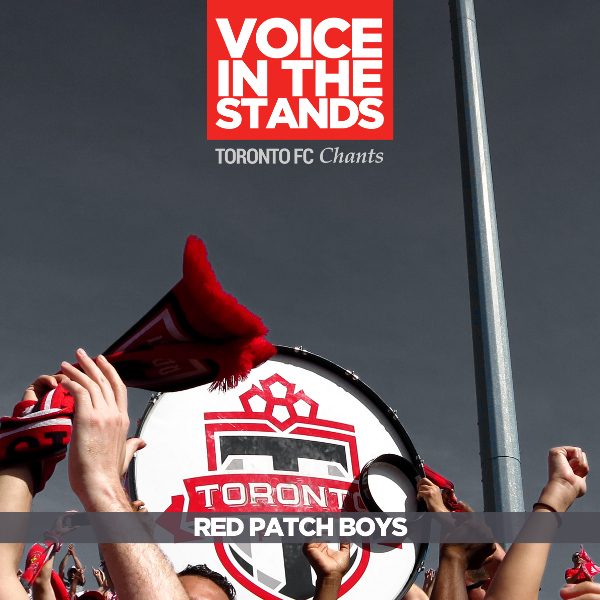 TFC Supporter Chants album cover