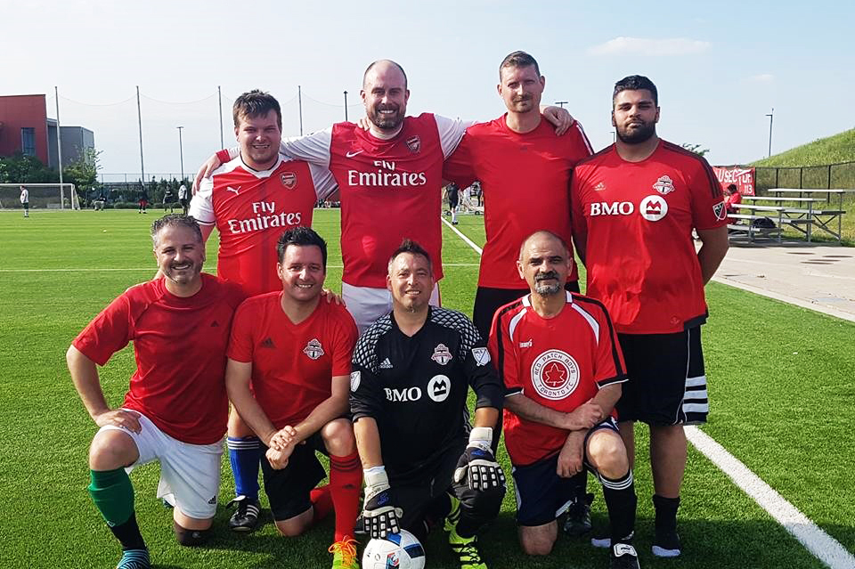 Red Patch Boys Charity Soccer Tournament