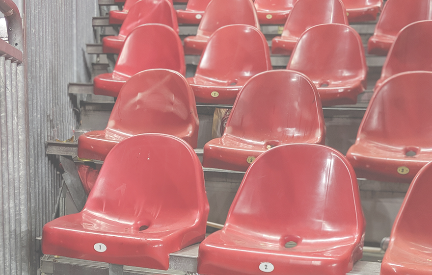 BMO 112 empty seats image