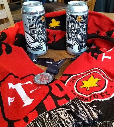 Red Patch Boys Campaign for Mental Health & Wellness scarf image