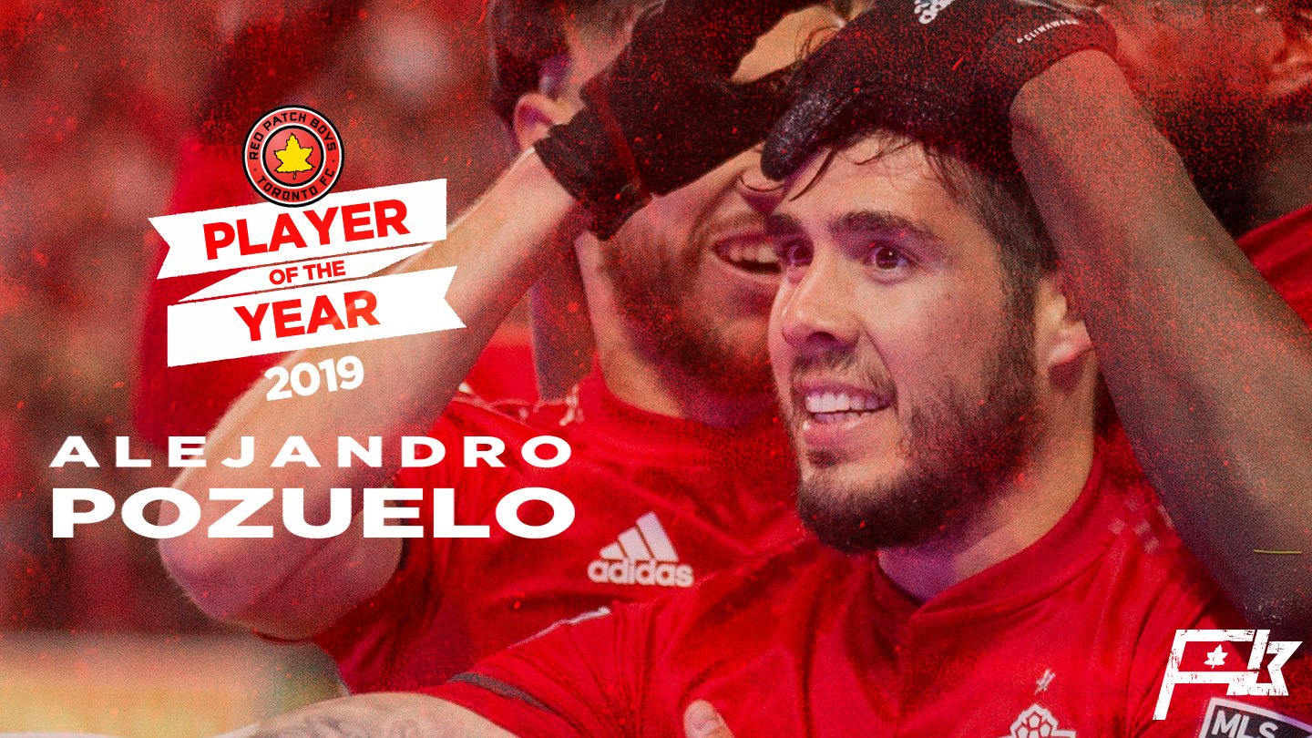 Alejandro Pozuelo Player of the Year 2019 post